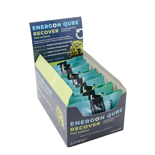 Energon Qube, Recover Seattle Gummy