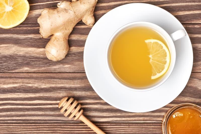 Honey-Lemon-Ginger-Tea