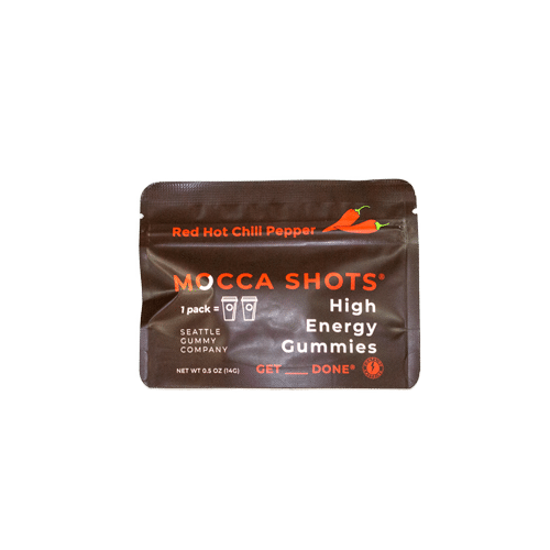 Mocca Shots Red Hot Chile Pepper