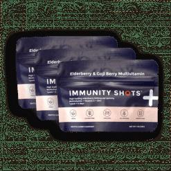 immunity shots sample pack