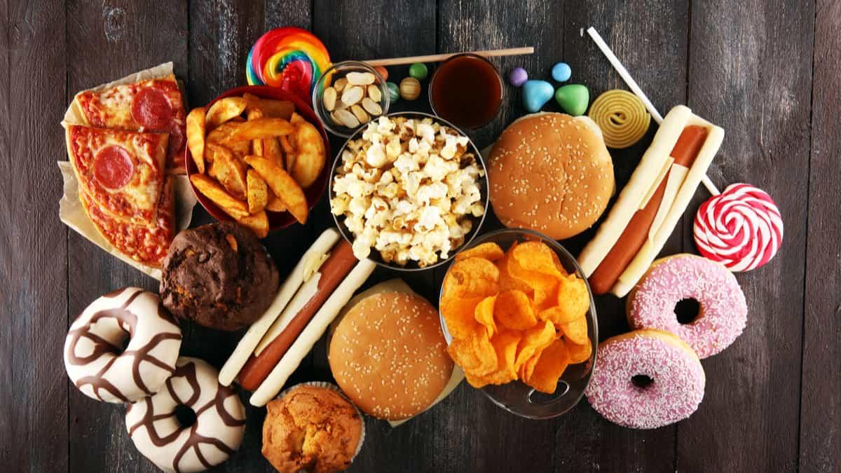 High-Fat, High-Sugar Diet