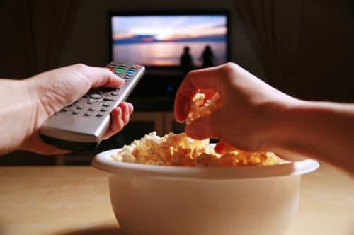 TV snacks